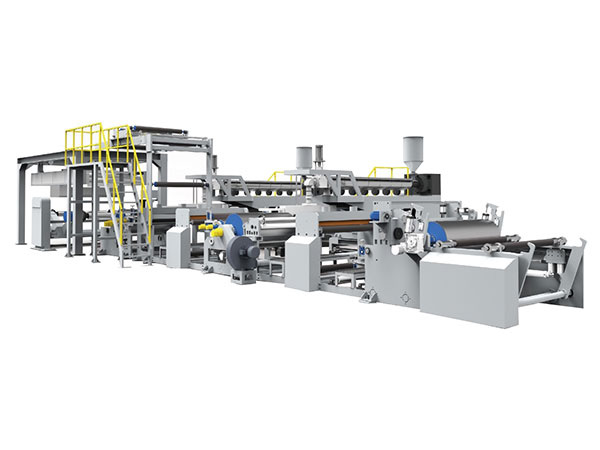 Dual Sided Paper Lamination Machine (180m/min)